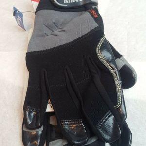 KINCO 2021 Mens Unlined Handler Gloves, MiraX2 Syn